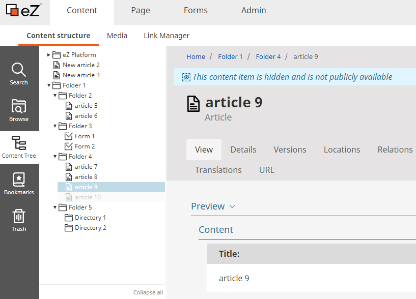 Creating a simple custom workflow event the ez publish community.